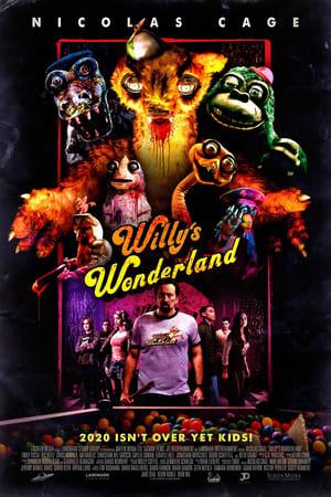 Willy mesevilága poszter