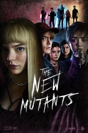 Az új mutánsok poszter
