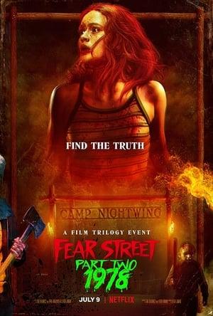 A félelem utcája 2. rész: 1978 poszter