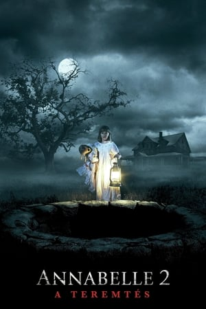 Annabelle 2. - A teremtés