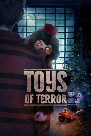 Toys of Terror poszter