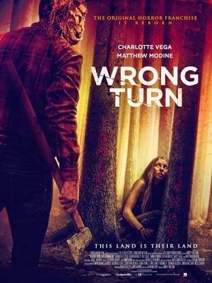 Wrong Turn poszter