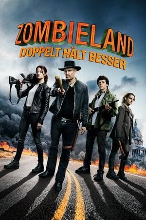 Zombieland: A második lövés poszter