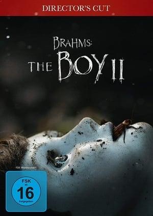 Brahms - A fiú 2. poszter
