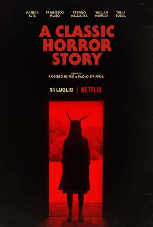 Közönséges horrorsztori poszter