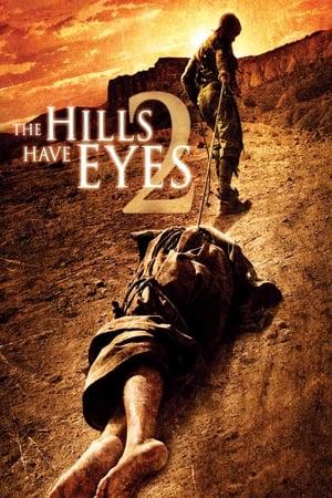Sziklák szeme 2. poszter