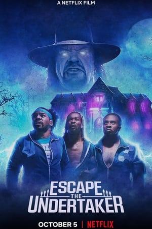 Menekülés az Undertaker elől poszter