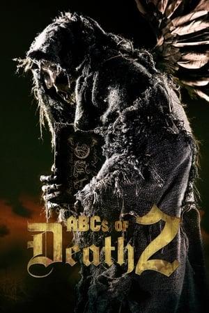 A halál abc-je 2 poszter