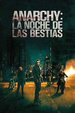 A megtisztulás éjszakája: Anarchia poszter