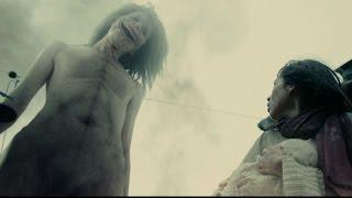 Attack on Titan - A film előzetes