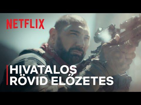 A halottak hadserege   Hivatalos rövid előzetes   Netflix